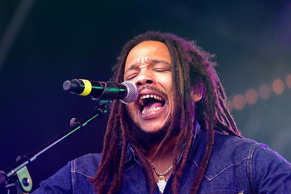 Stephen Marley en concert au JDM 2012