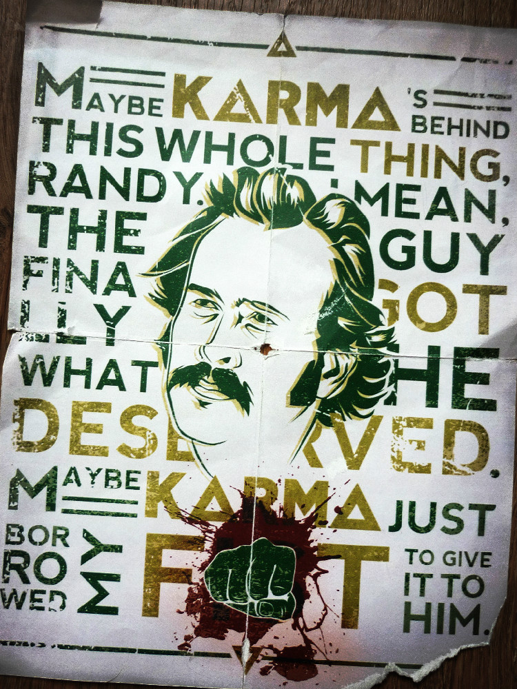 illustrated essay on karma An analysis of indian culture in a discussion of theory used and the analysis of indian culture by dharma would create a store of unripened karma that would.