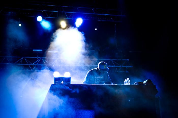 DJ Nelson - Photo : Margaux Gatti