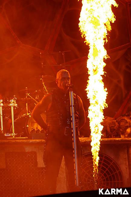 Concours concert Rammstein par Les Francs Limiers Escape Game Metz