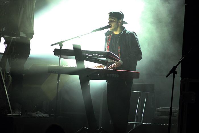 Orelsan - Photo : Matthieu Henkinet