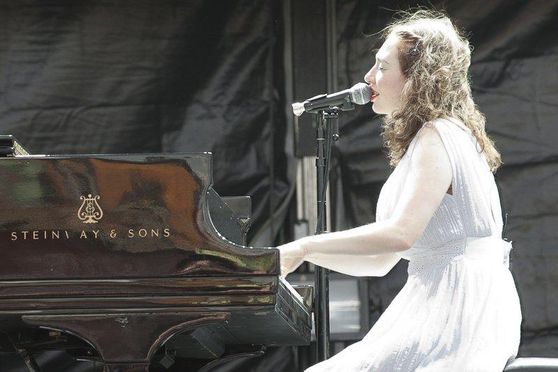 Regina Spector - Photo : Sébastien Rodrigues