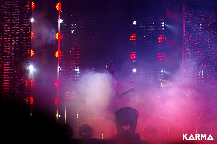 Nine Inch Nails - Photo : Ugo Schimizzi