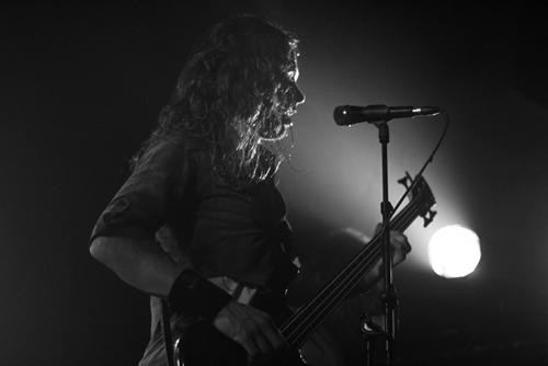 The Agonist - Photo : Lauriane Fox