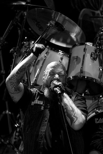 Paul Di Anno - Photo : Ugo Schimizzi