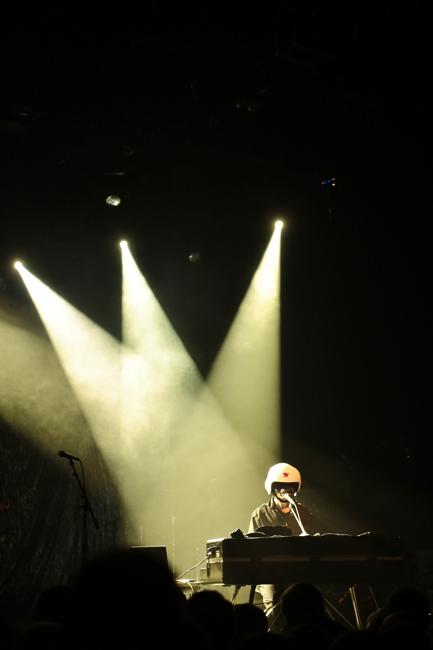 Cascadeur - Photo : Cédric Mathias