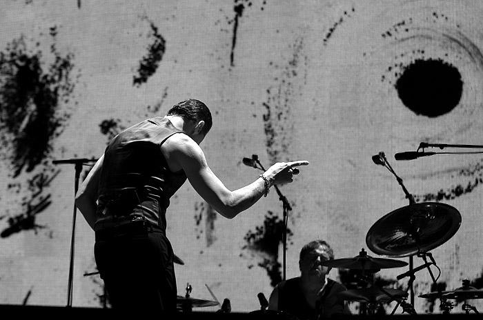 Depeche Mode - Photo : Ugo Schimizzi