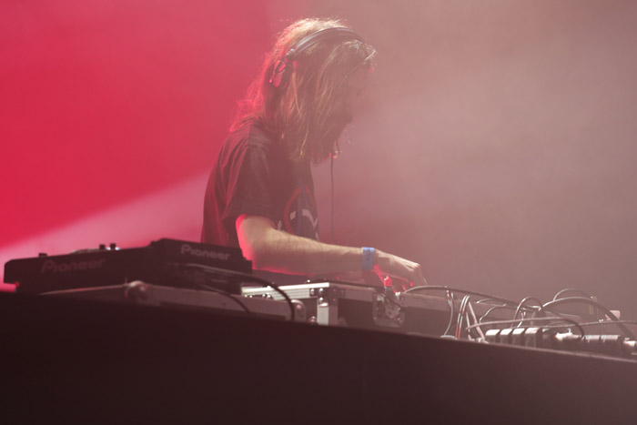 Breakbot - Photo : Matthieu Henkinet