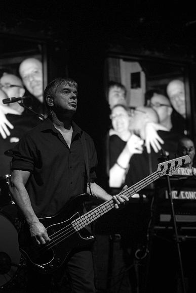 The Stranglers - Photo : Ugo Schimizzi