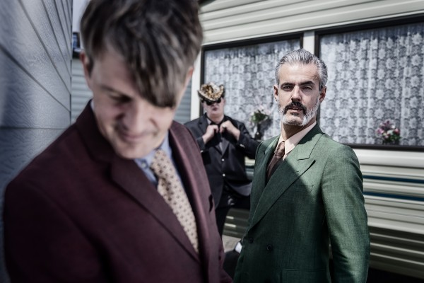 persfoto's Triggerfinger