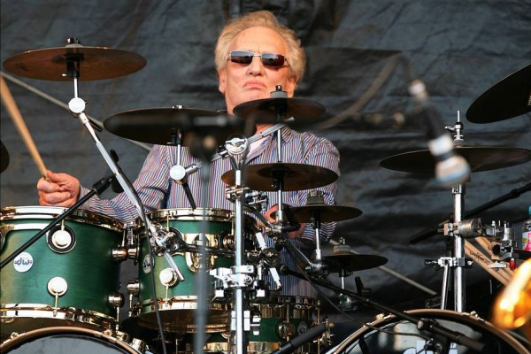 gingerbaker-on-drums