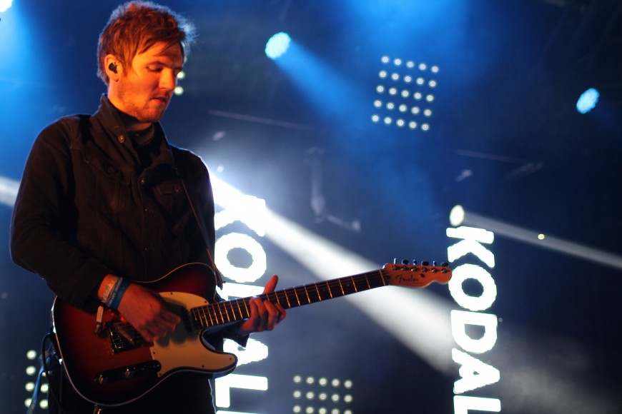 Kodaline 2 - Photo Manuella Binet