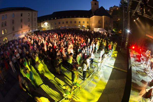 Blues'n Jazz Rallye 2013 Luxembourg Sonido Profundo (NL)20.7.2013