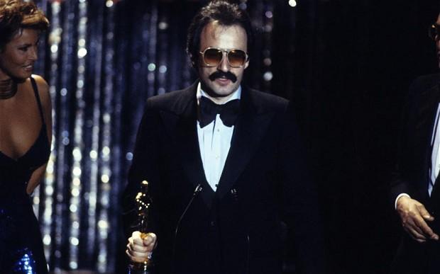 Giorgio, un Oscar à la main