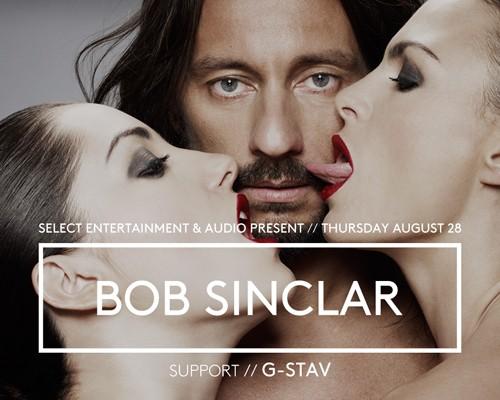 Bob Sinlar - Audio Club SF