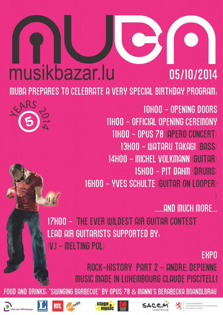 muba 2014 - program p