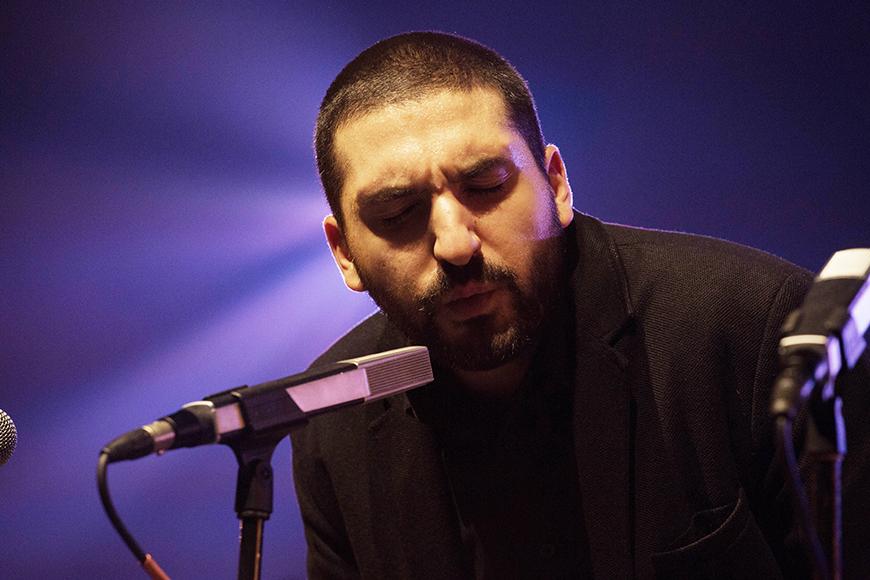 Ibrahim Maalouf 5- Photo Matthieu Henkinet
