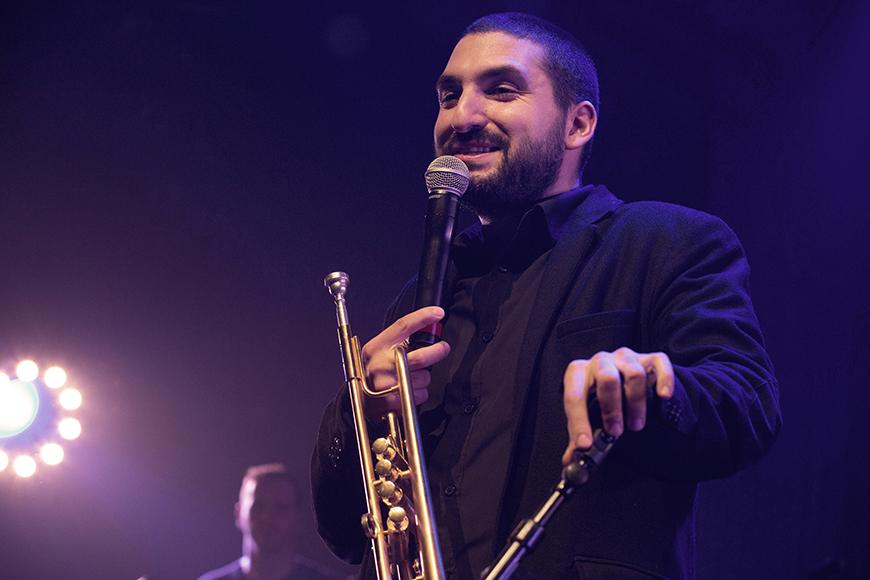 Ibrahim Maalouf 7- Photo Matthieu Henkinet