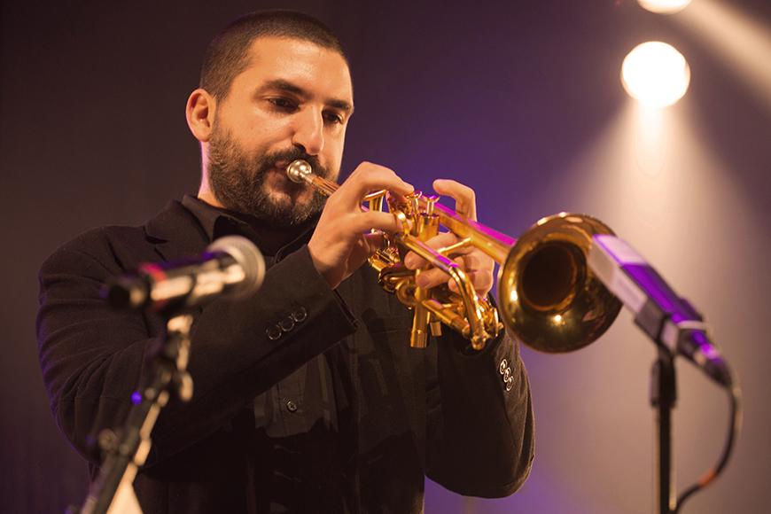 Ibrahim Maalouf - Photo Matthieu Henkinet