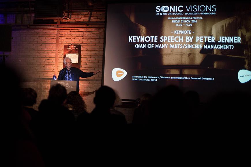 Sonic Visions 10 par Matthieu Henkinet