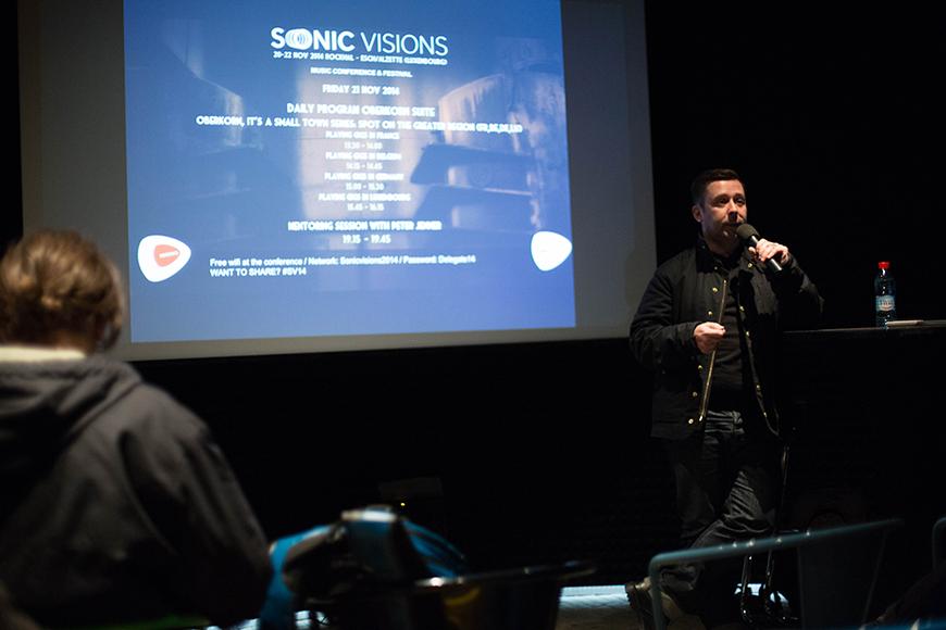 Sonic Visions 2 par Matthieu Henkinet