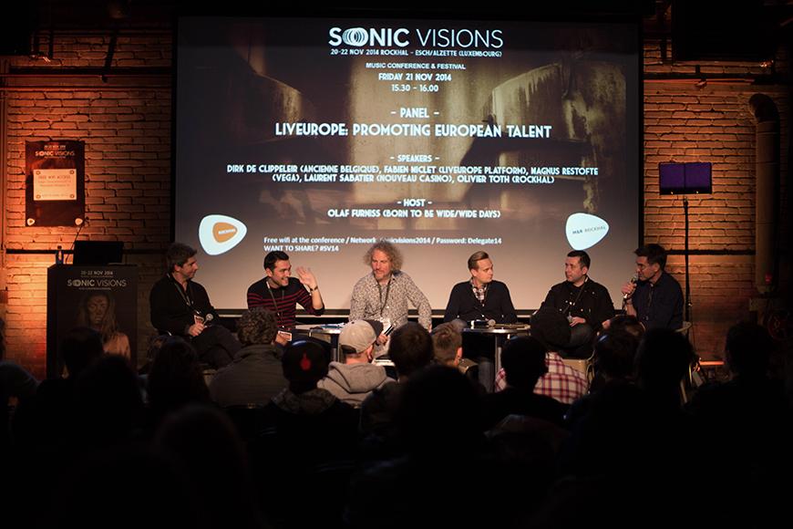 Sonic Visions 5 par Matthieu Henkinet