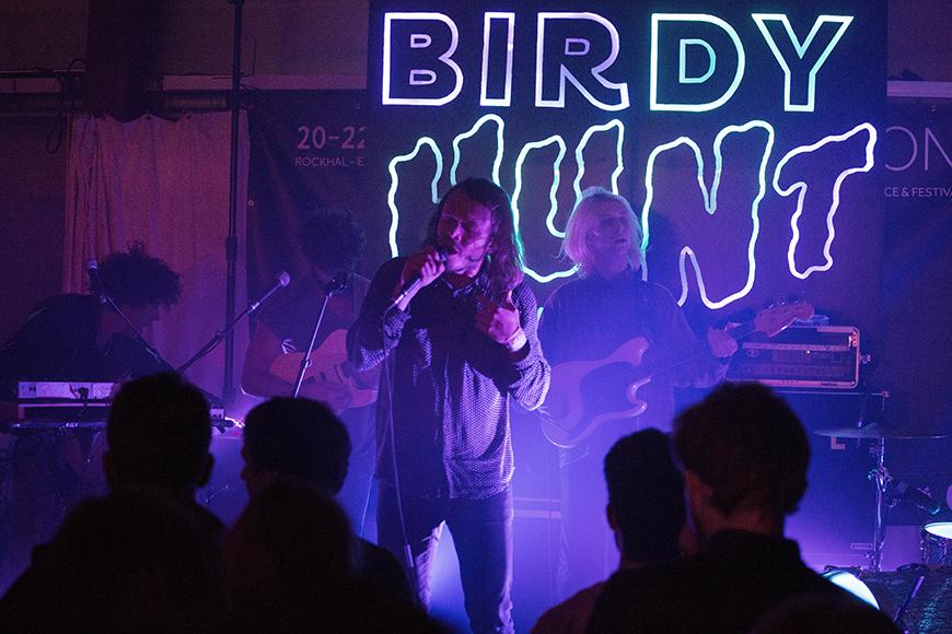 Birdy Hunt par Matthieu Henkinet