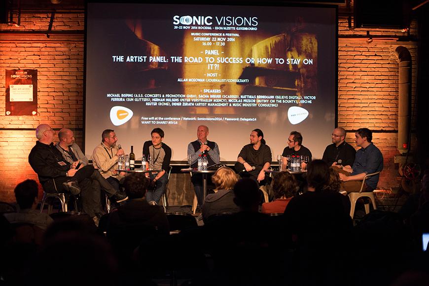 Sonic Visions 14 4 par Matthieu Henkinet