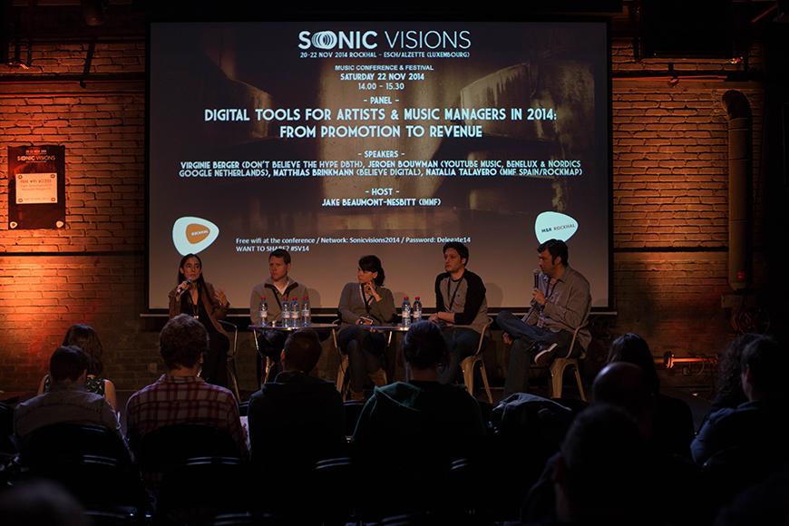 Sonic Visions 14 par Matthieu Henkinet