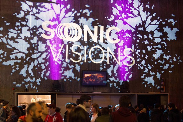 Sonic Visions Couv