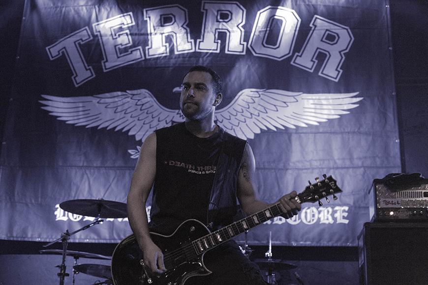 Terror par Matthieu Henkinet