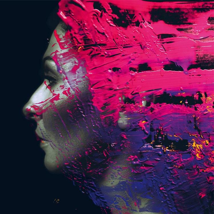 La couverture de l'album « HAND. CANNOT. ERASE. »