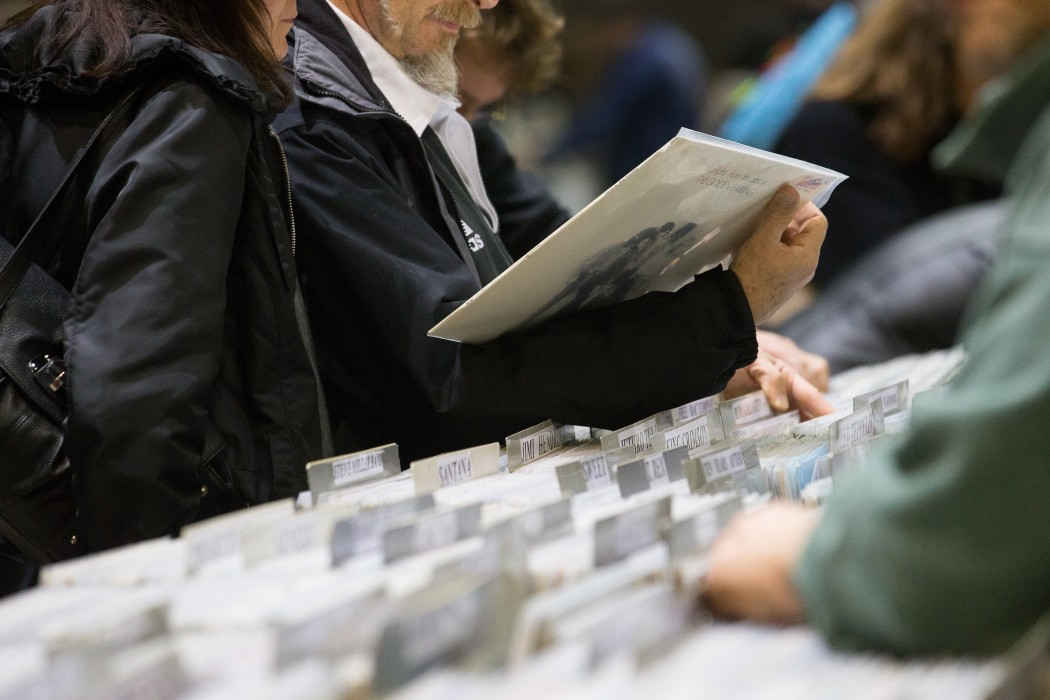 International Record Fair - Rockhal 14.10.2012