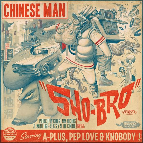 Chinese Man Sho-Bro